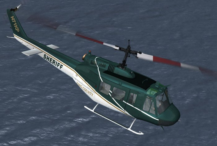 king-county-sheriff's-office-bell-uh-1h-fsx1